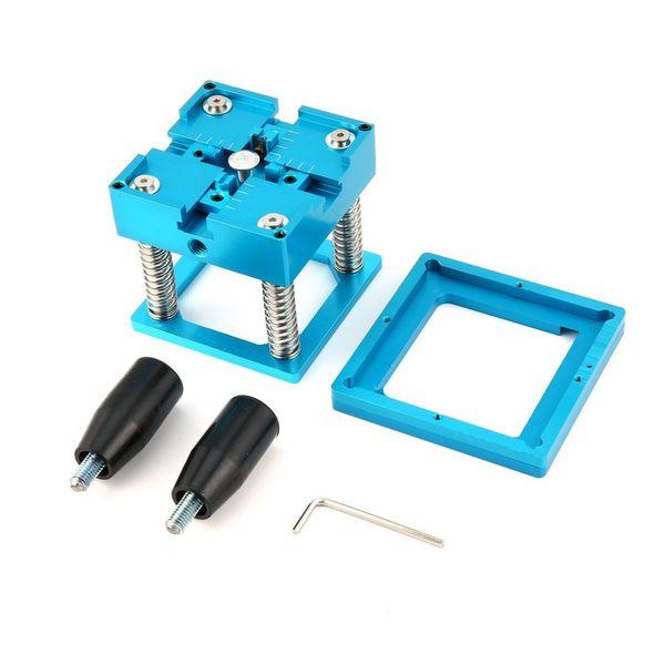 Meatl BGA Reballing Station Reball Kit Magnetism Lock Universal Stencil Saldatura a sfera Rework Table Plant Universal