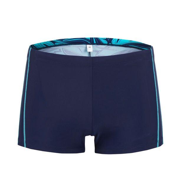 Спортивные боксерские шорты четыре угла мужские купальные костюмы конкурентоспособные четыре иглы шесть линий бесшовные шить печати плавки
