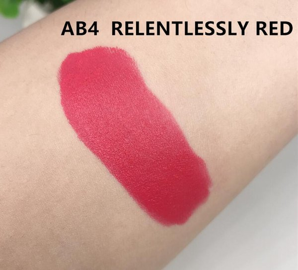 AB4 RELENTLESSLY RED