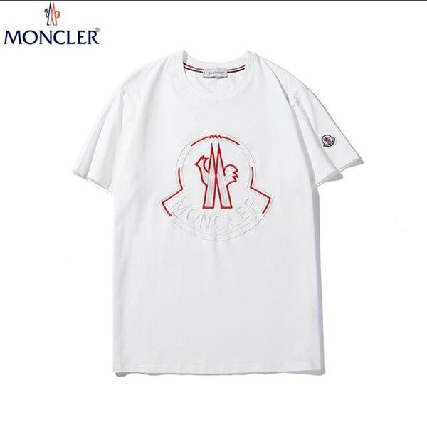 2020 Summer New fashion Tee Cotton Short Sleeve Breathable Men Women Casual Outdoor Streetwear T-shirts 039