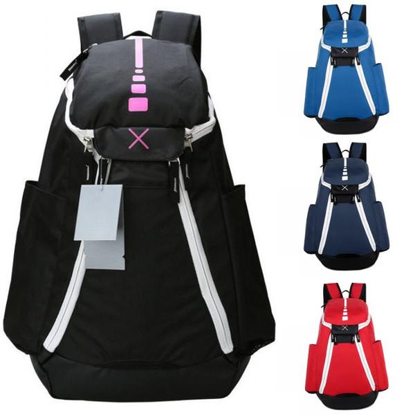 top popular Brand New Mens Designer Bag Unisex High Quality Sports Outdoor Backpack Men Women Designer Backpack 5 Colour 2019