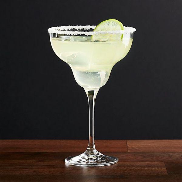 Оптовая логотип с ручной выдувной коктейльный бокал прозрачное вино посуда 14,75 унции. / 420 мл прозрачные очки Coupette / Margarita