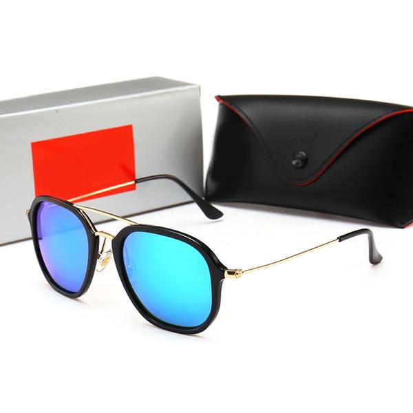 Großhandel RayBan RB4273 Mode Sonnenbrillen, Helle Reflektierende Gläser, Mode 2019 Sport Sonnenbrille, 18 Farben Optional Hochwertige Sonnenbrille