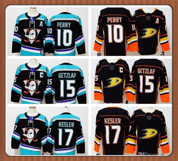 5612195f7 2018 Anaheim Ducks #10 Corey Perry #15 Ryan Getzlaf #17 Ryan Kesler Blank