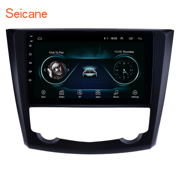 Android 8.1 9 inch HD Touchscreen Car Radio GPS Navigation for 2016 2017 Renault Kadjar with AUX Bluetooth support TV Tuner Rearview Camera