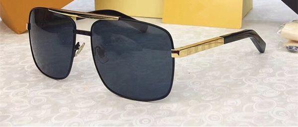 black gold dark grey lens