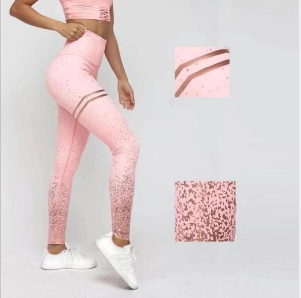 Pantalon de designer de mode pour femmes Pantalon de survêtement avec imprimé pantalon long Skinny Street moulant Casual Femmes Capris Wear Clothing
