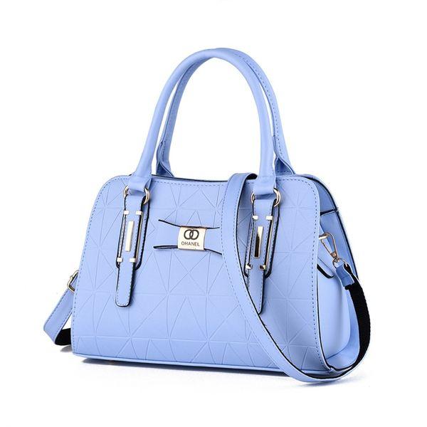 Women brand designer Boston handbag fashion 11 colors shoulder bag Luxury leather Messenger bags free shipping w038