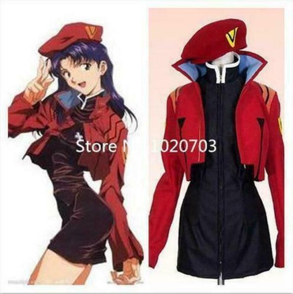Neon Genesis Evangelion Cosplay Costume Shinseik EVA Ayanami Rei Racing Outfit
