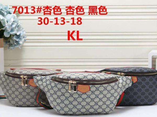Gift Bag Vita 5A imballaggiogucci 5Aviaggio suprema unisex Fanny vita del pacchetto di tela di canapa di cinghia di modo Sacchetto degli uomini Shoulder Bag