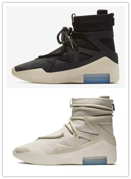 New fear of god high men ba ketball hoe port neaker trainer women with box ize 36 46