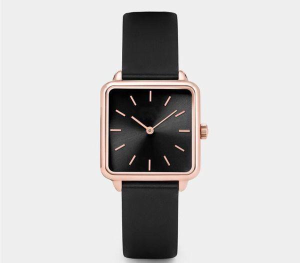 Women's Luxury Watches For Woman Leather Quartz watches Ladies Geneva Fashion Dress Watches Female Fine Casual Wristwatch