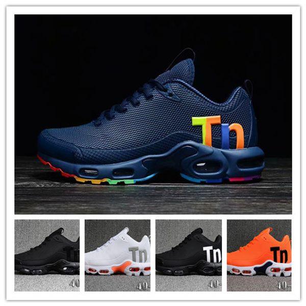 Mercurial TN Plus Mens scarpe da corsa da donna da donna TPU Outdoor scarpe da ginnastica Top Quality Zapatos da trekking da jogging Walking Sneakers sportive 40-45