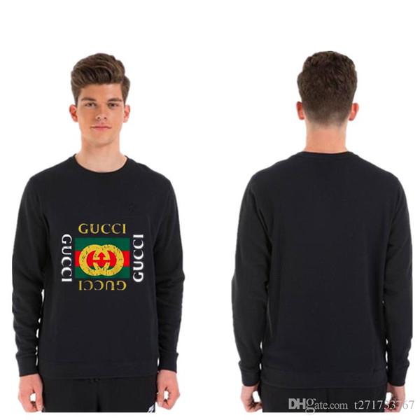 Winter European Paris, France American fashion luxury sport shirt with turtleneck casual women's wear men's hoodie street top design
