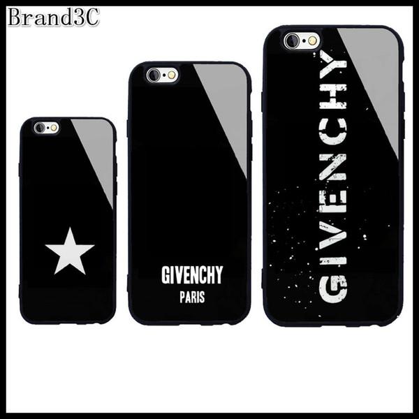 Designer iPhone Samsung caso aplicável para iPhoneXR XSMAX XS 7/8 mais 7/8 6/6 SP S10 S10 + S9 Caso de Telefone de Luxo com Letras de Marca 7 Estilos