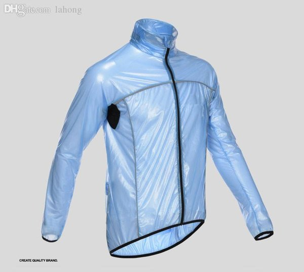 ec78b14fe 2019 Lightweight Waterproof Raincoat Breathable Wicking Windproof  Breathable Bike Rain Jacket Man Cycle Ropa Maillot From Pakis, $26.99 |  DHgate.Com