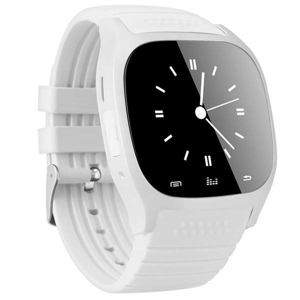 M26 smartwatch Wirelss Bluetooth Smart Watch Phone Bracelet Camera Remote Control Anti-lost alarm Barometer V8 A1 U8 watch for Samsung S8