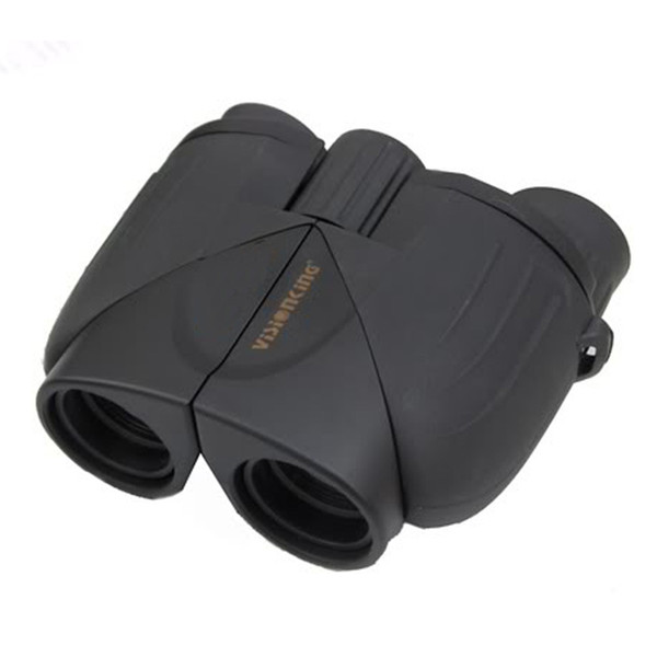 Visionking Binocular VS10x25BL 100% Optical Design With Reliable Quality High Resolution For Campers Hunters Sports Enthusiasts