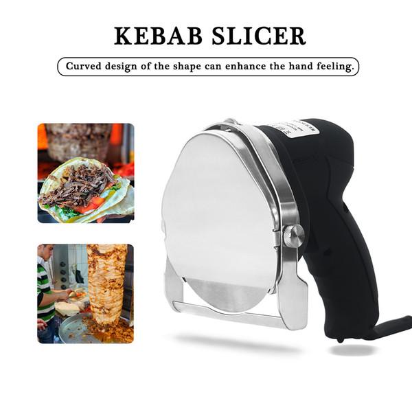 Fast Delivery!big discount! Automatic Electric Doner Kebab Slicer for Shawarma,Kebab Knife,Kebab Slicer,Doner Knife,Gyro Cutter