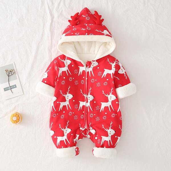 Baby Boy Jumpsuit Flying Pig Baby Rompers