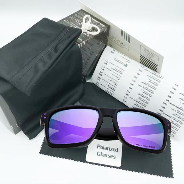 2019 Marca Polarizada Óculos De Sol Dazzle Cor Óculos De Sol para Homens Mulheres Esporte Designer Óculos Óculos de Equitação Óculos de Sol com Caixa e Acessórios