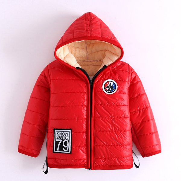 good qulaity boys winter warm coats down parkas 2019 casual thick outerwear cotton children clothing bebe snow wear hoodies jackets