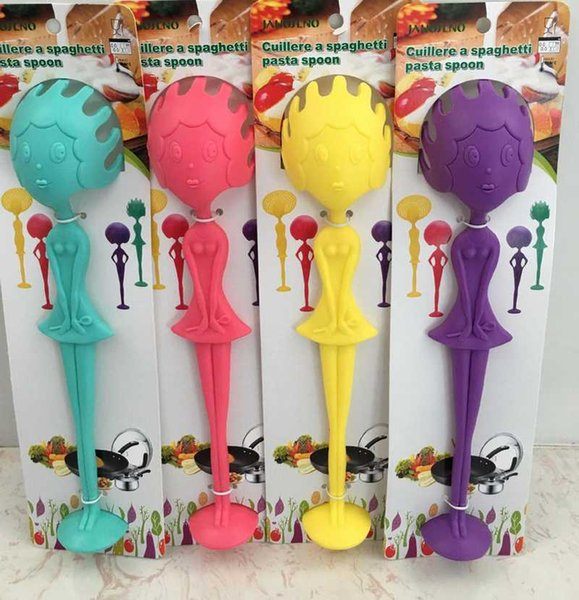 Creative Kitchen Utensils, Multi-function Spoon, Cartoon Character, Soup Spoon Spoon Scoop Kitchen Tool kichen tool for cooking