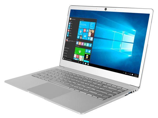 Mais novo 14 polegada de Metal Completo Laptop 1920x1080 FHD Intel Apollo Lago J3455 1.5-2.3 GHz 8 GB RAM 256 GB SSD ultrafino Notebook windows 10 Ultrabook