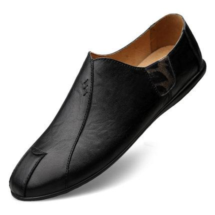 Low price Sale fashion men's high quality leather dress shoes