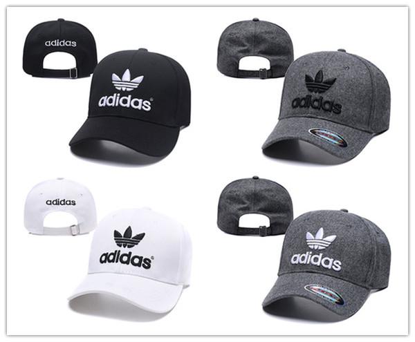 2019 Adidas Golf hat Casquette gorra Snapback Gorras Gorra de béisbol ajustable hip hop Hat Snap back bone Moda hombre mujer papá sombreros