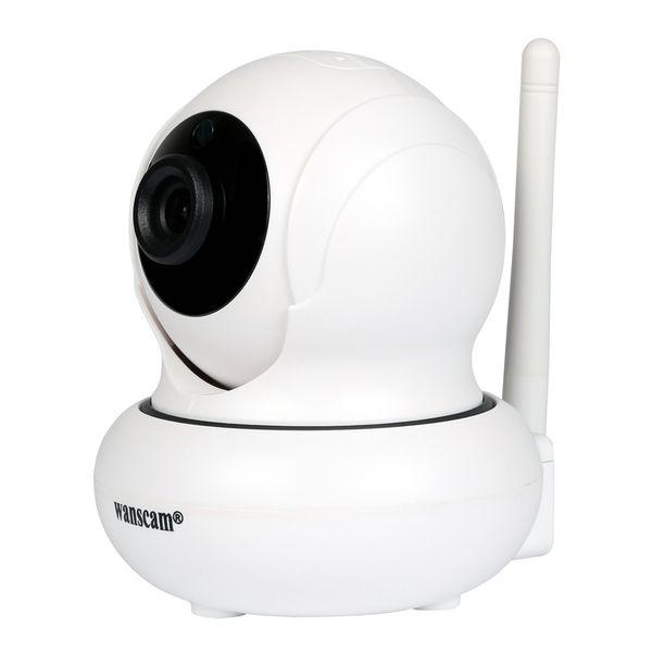 Caméra réseau intérieure WANSCAM K21 1080P à détection de visage avec suivi du zoom