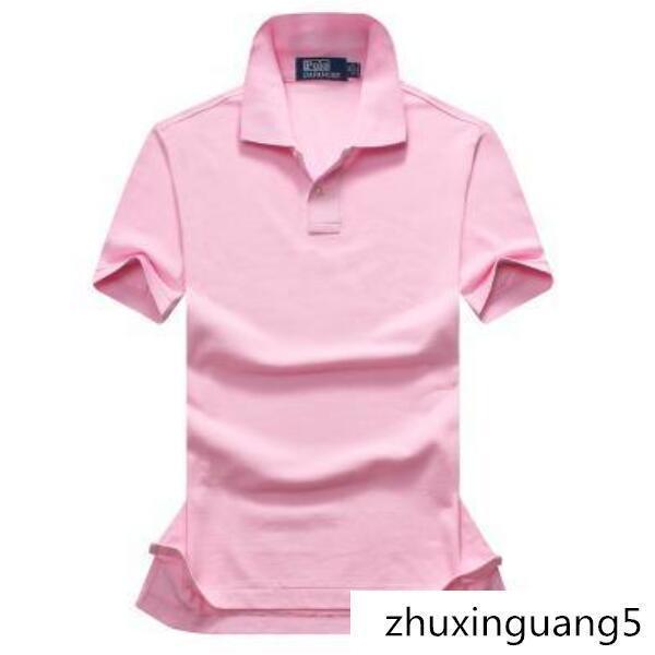 S-2xl Artı boyutu T Gömlek Polo Erkek Kadın Kısa Kollu T Gömlek Yaz Timsah Nakış Tees Bluz Tops