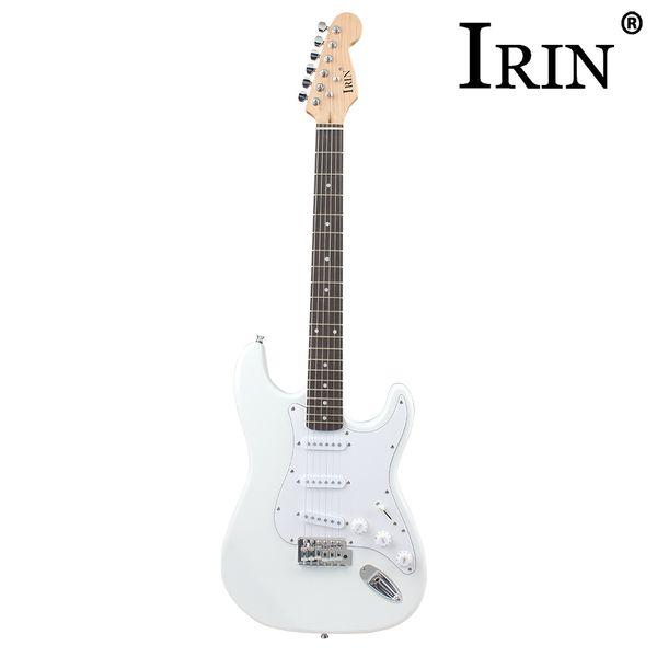 39 Zoll E-Gitarren Gitarren Custom Shop Basswood Palisander Griffbrett Gitarre mit Gitarrentasche Professional Performance