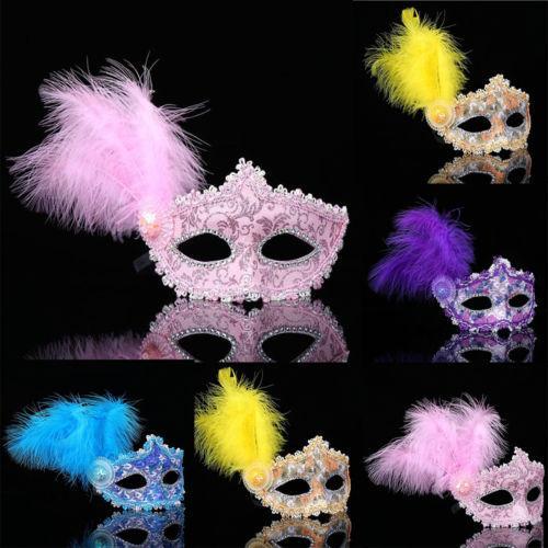 Hot Christmas Venetian Masquerade Mask Elegant Lace Filigree Blue Metal Halloween Ball Graduation Party New