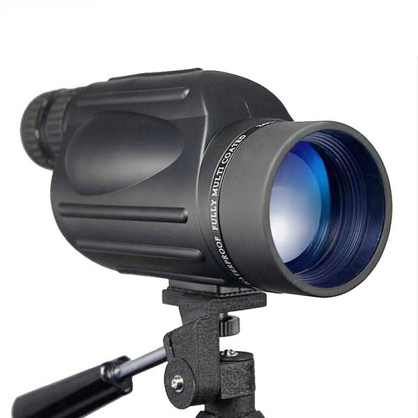 10-30x50 hd zoom monocular bird watch nitrogen waterproof telescope binoculars for hunting shockproof tripod thumbnail
