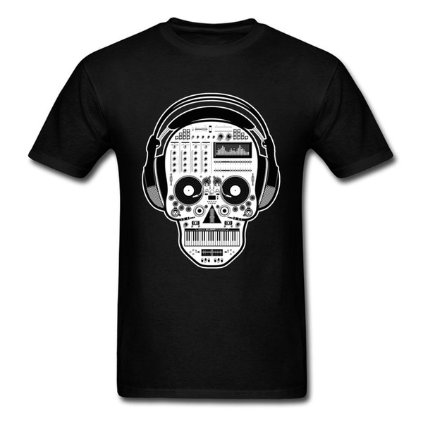 Lil Peep Skull T-shirt Men Rock Punk Tshirt Hard Rock Swag T Shirt Band Designer Clothes Male HipHop Streetwear Cotton
