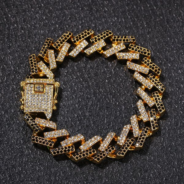 Gold,Black,8 inch