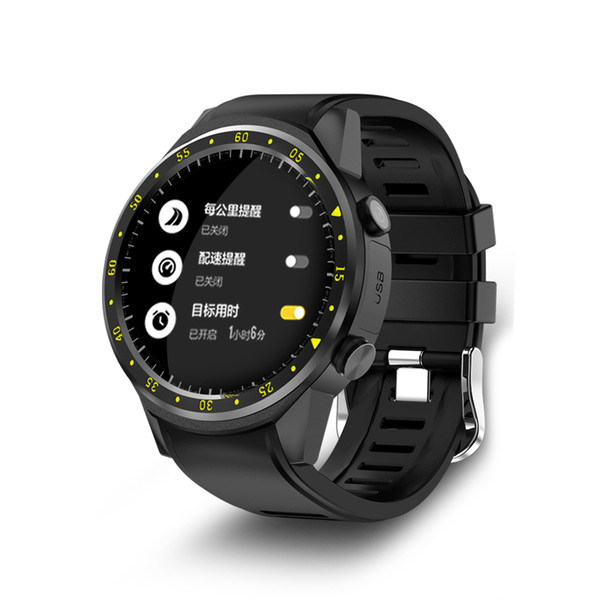 Brand new F1 GPS Sport Smart Watch with Camera Altimeter Support Heart Rate Sim Card Smartwatch Wristwatch for IOS Android Phone
