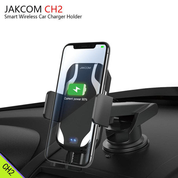 JAKCOM CH2 Smart Wireless Car Charger Mount Holder Hot Sale in Cell Phone Chargers as best smart watch leeco smart glasses
