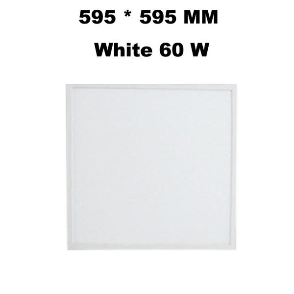 595*595 MM White 60 W