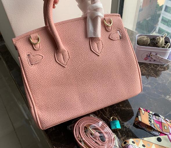 top popular Classic Designer Bags Shoulder Handbag Totes 35CM 30CM 25CM Women Crossbody Purse Lady Genuine Leather Shopping Messenger Clutch Bags 2020