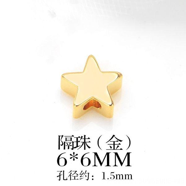 6mm Pentagram-Un Paquete