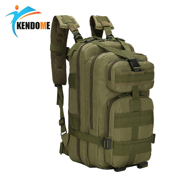 Hot 8 Color 20L-25L Unisex Travel Rucksack Camping Hiking Trekking Camouflage Bag Outdoor Military Army Tactical Backpack #266238