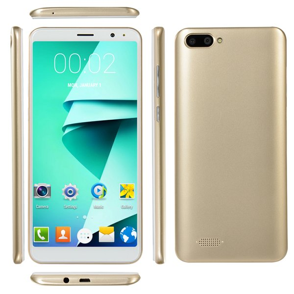 Free Shipping Cheap R11 Smartphone MTK6580 octa core 3G 512MB Ram 4G Rom Dual Standy Dual Card Mobile Phone