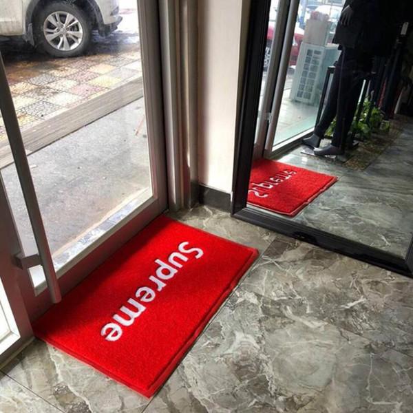 Sup Markenteppiche Für Home Hotel Fashion Rote Teppiche Für Tür Hip-Hop Skateboard Teppiche Home Rutschfester Teppich