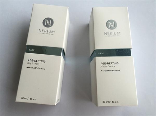 Excellent quality nerium ad night cream and day cream 30ml kin care day night cream ealed box item