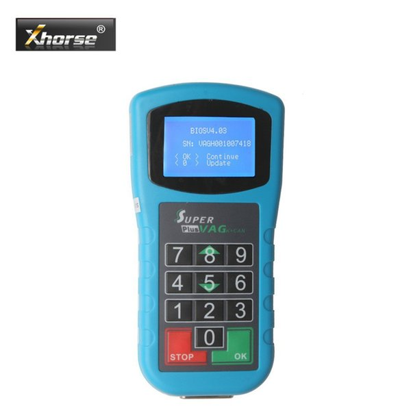 Original Xhorse Super VAG K+CAN Plus 2.0 for Diagnosis and Mileage Correction VAG Diagnostic Scanner Tool