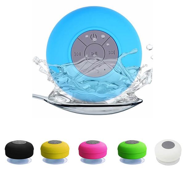 Mini Waterproof Bluetooth Speaker Shower Outdoor Bathroom Portable Wireless