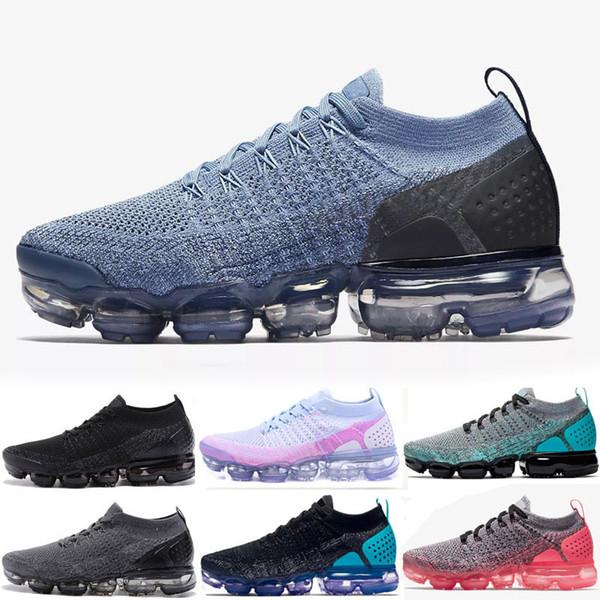 nike air max vapormax Chaussures De Course Cushion Hommes Femmes En Plein Air running chaussure Blanc Sport Shock Jogging Entraîneurs Marcher Randonnée Sport Athlétique Baskets