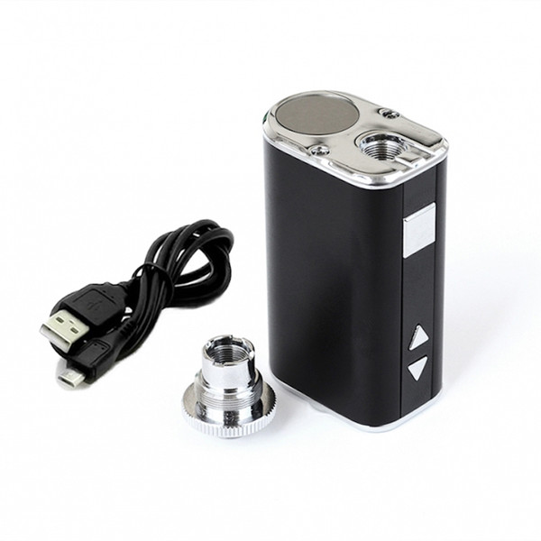 Mini 10W Box Mod 1050MAH Variable Voltage vape mod Battery with USB cable and 510 to EGO Adapter Simple Packing